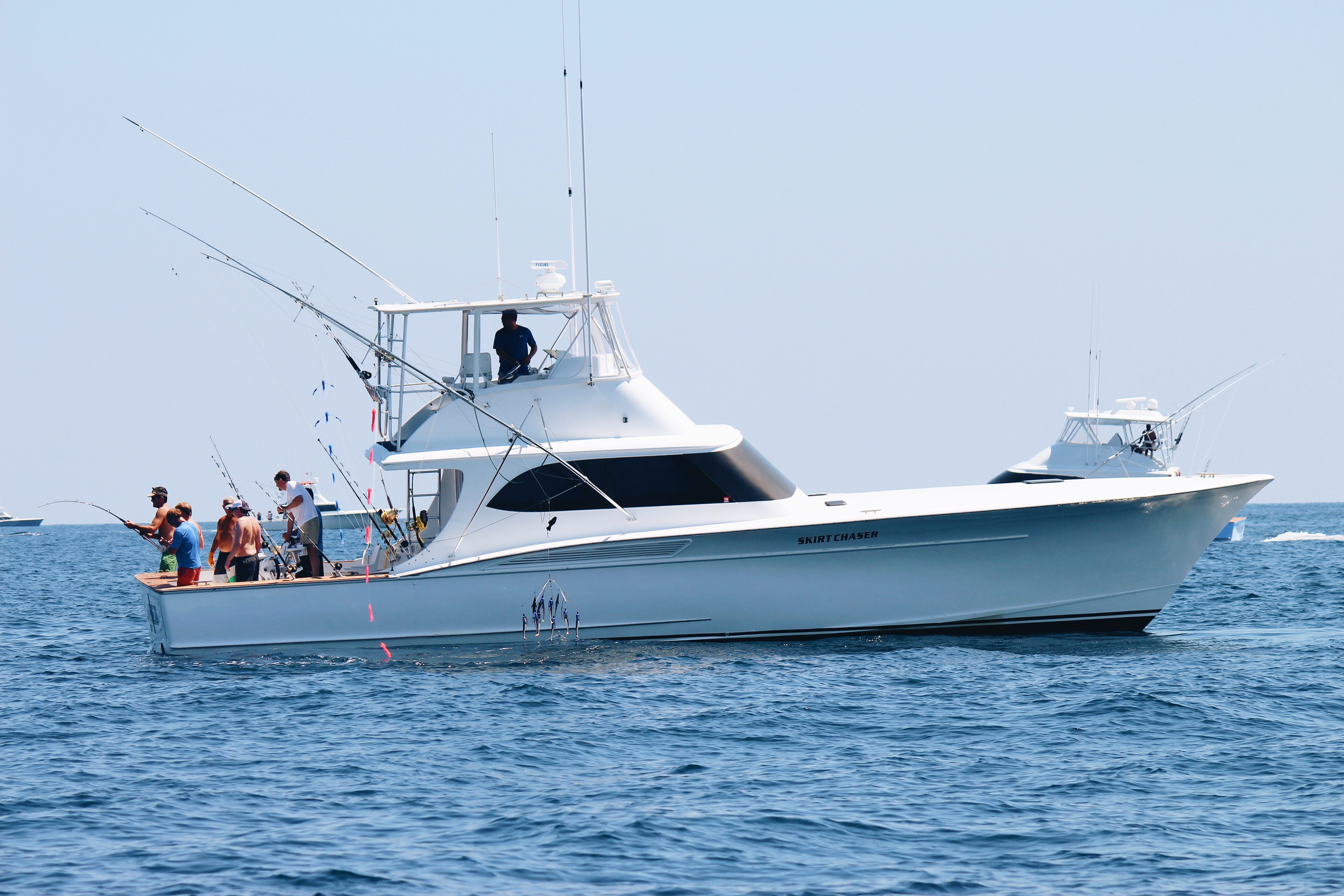 Skirt chaser sportfishing oregon inlet nc outer banks obx for Oregon inlet fishing charters